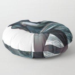 City of Charm Floor Pillow