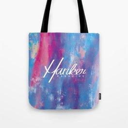 Hanker Magazine – Issue Six w/ Logo V1 Tote Bag