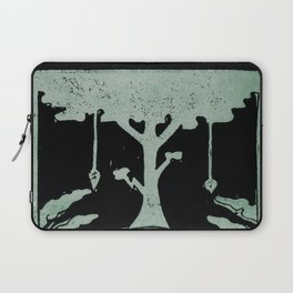 Grounding (Black) Laptop Sleeve