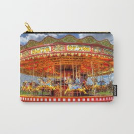 Carousel Merrygoround Carry-All Pouch