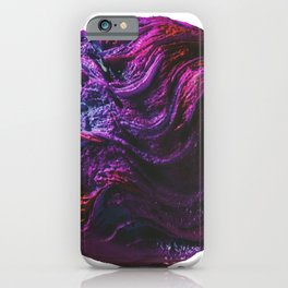 Abstract Planet v6 iPhone Case