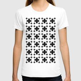 Jerusalem Cross 2 T-shirt