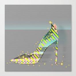 Fantasy heels Canvas Print