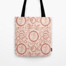 Toile de Jouy (persephone) Tote Bag