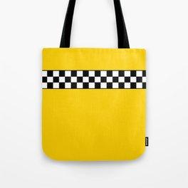 NY Taxi Cab Cosplay Tote Bag