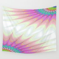 sunshine Wall Tapestries featuring Sunshine by David Zydd