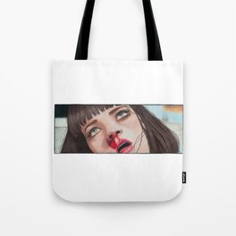 Mia Wallace Tote Bag