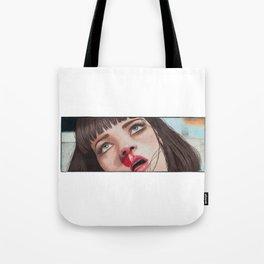 Mia Wallace Tote Bag