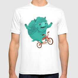 Bicycle Buffalo T-shirt