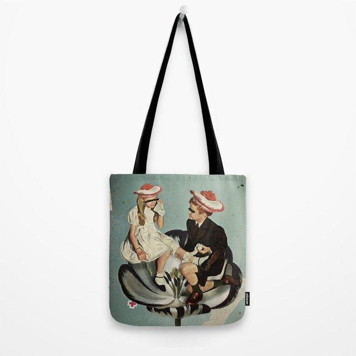 Home Nursing Tote Bag