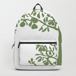 Pear Tree (Green) Backpack