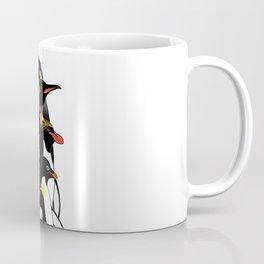 Penguins of Antarctica (vertical) Coffee Mug