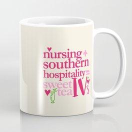 NURSING & SWEET TEA Coffee Mug