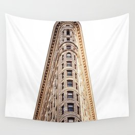 sir flatiron Wall Tapestry