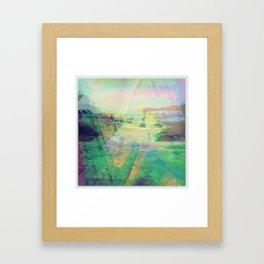 Lake Superior Meditations #5 Framed Art Print