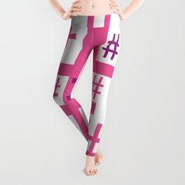 Hashtag Leggings