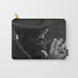 Jazz Man Carry-All Pouch