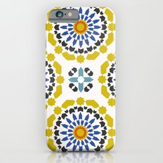 Moroccan Pattern iPhone 6s Slim Case