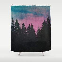 Breathe This Air Shower Curtain