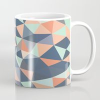 southwest Mugs featuring Southwest Tris by Beth Thompson