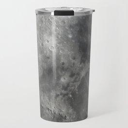 Moon closeup Travel Mug