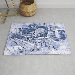 Rome Imperial Fora Rug