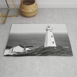 Cape Spear Lighthouse No.2 Rug