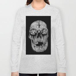 Black blooded Long Sleeve T-shirt
