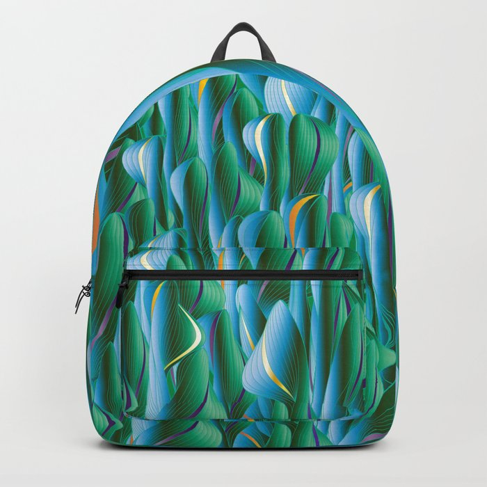 Another Green World Backpack