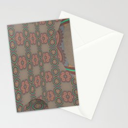 Pallid Minty Dimensions 21 Stationery Cards