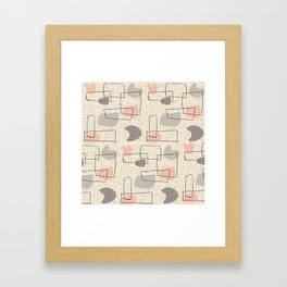 Savo Framed Art Print