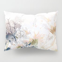 Morning field. Fresh and beauitful Pillow Sham