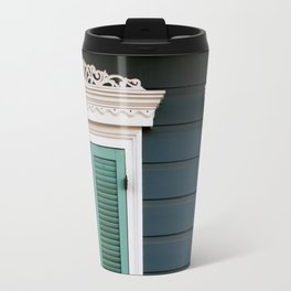 New Orleans Creole Cottage Travel Mug