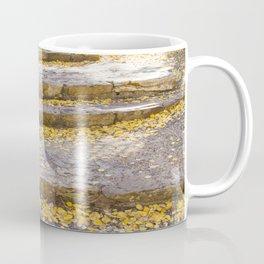 Golden Stairs Coffee Mug