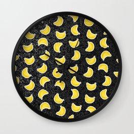 Space Banana Wall Clock