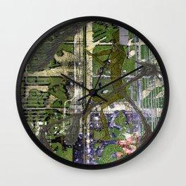 Codex 66 (Or, It's In My Kiss, Again) Wall Clock