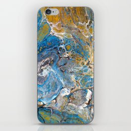 Mineralogy - Abstract Flow Acrylic iPhone Skin