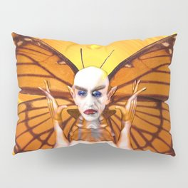 Metamorphosis of Nosferatu Pillow Sham