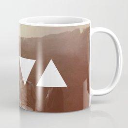 Smoking Mountains 1983 Coffee Mug