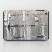 turtles iPad Cases featuring Turtles, turtles everywhere by Twilight Wolf
