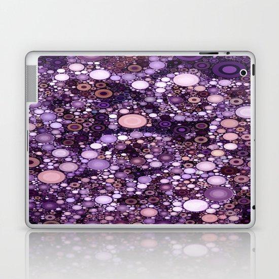 :: Purple Cow :: Laptop & iPad Skin