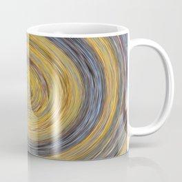 Swirl 02 - Colors of Rust / RostArt Coffee Mug