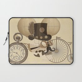 Steam Punked Laptop Sleeve