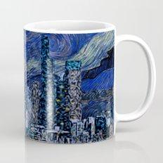Seattle Starry Night Mug