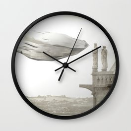The Deceiver Wall Clock