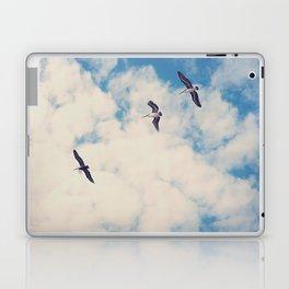 Flying Over Seas Laptop & iPad Skin