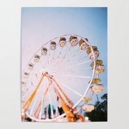 Ferris Wheel 4 Poster