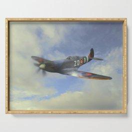 Spitfire Serving Tray