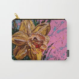 Barbara's flower Remix 1 Carry-All Pouch