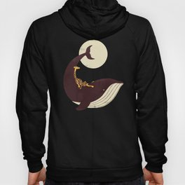 The Giraffe & the Whale Hoody